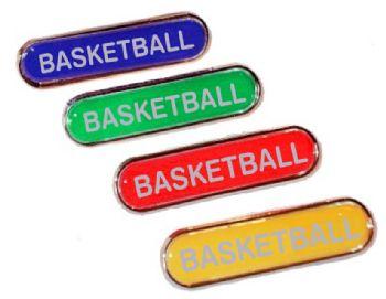 BASKETBALL bar badge